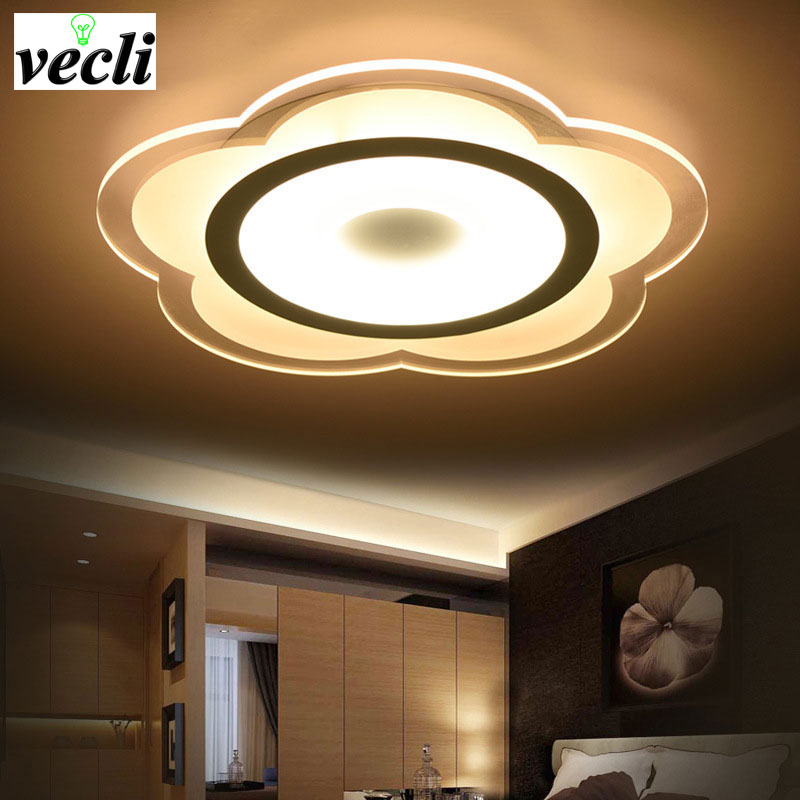 The main bedroom lamps LED ultra-thin ceiling lamps the simplicity of modern living room lamps warm room lighting acrylic 48WThe main bedroom lamps LED ultra-thin ceiling lamps the simplicity of modern living room lamps warm room lighting acrylic 48W