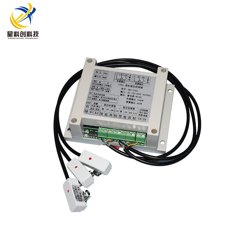 цена на Non Contact Liquid Level Sensor Control Switch / Automatic Water Supply Water Pump Battery Valve Alarm Controller