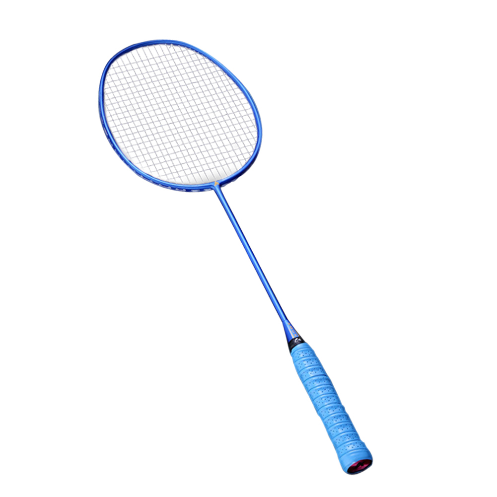 Ultralight 6U Badminton Racket Professional Carbon Portable Free Grips Sports EDF88