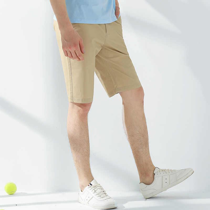 Pioneer campamento nuevos pantalones cortos de verano ropa de marca de hombre Pantalones cortos sólidos pantalones cortos de hombre de alta calidad elásticos ajustados pantalones cortos de tablero 655117