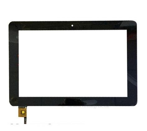 Nouveau Pour 10.1 Prestigio Multipad 4 Quantum 10.1 3G PMP5101D3G_Quad Tablet écran tactile numériseur Capteur En Verre de Remplacement