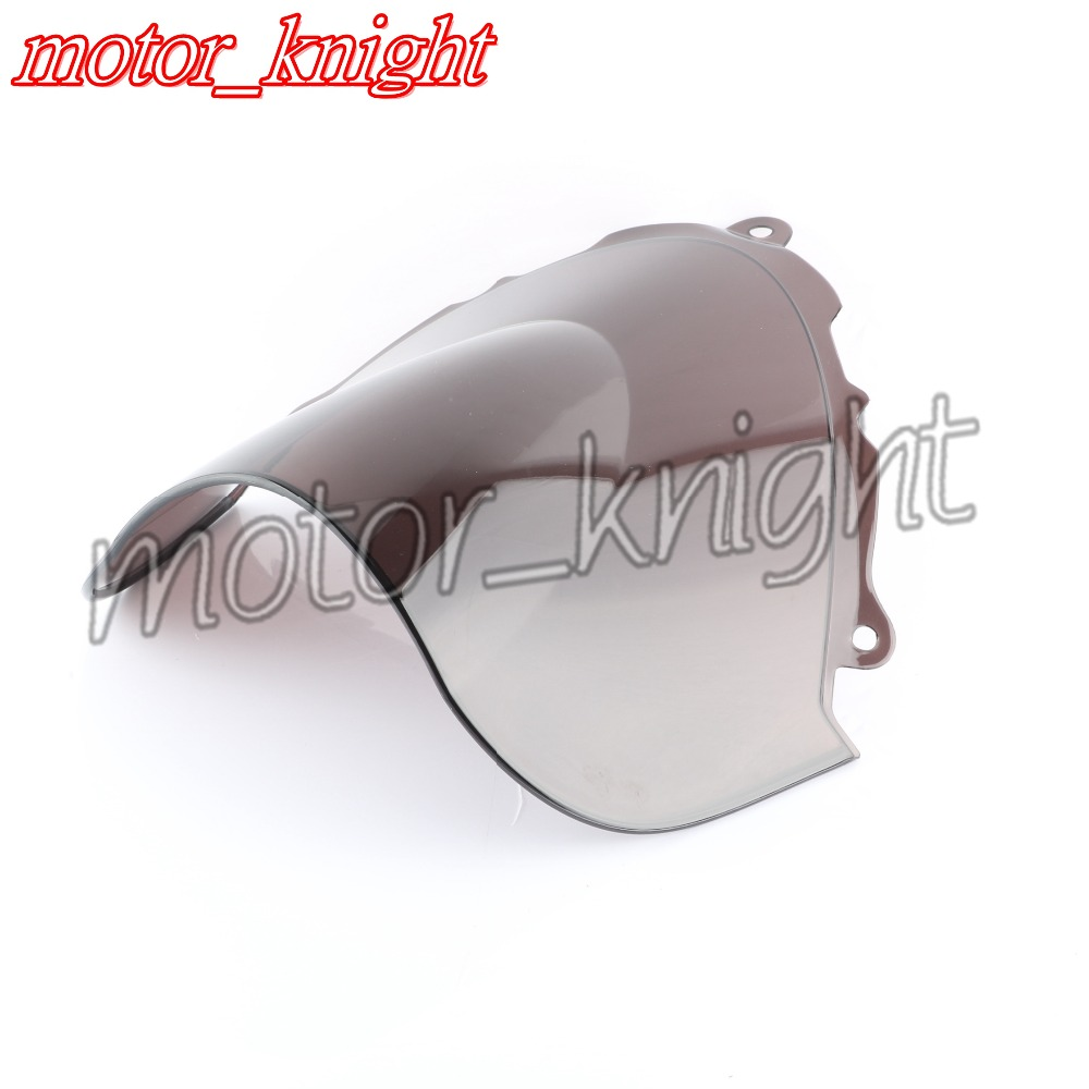 Windshield Windscreen For <font><b>Suzuki</b></font> Katana <font><b>GSX600F</b></font> GSX750F 1998 <font><b>1999</b></font> 2000 2001 2002 2003 2004 2005 2006 2007 2008 Black image