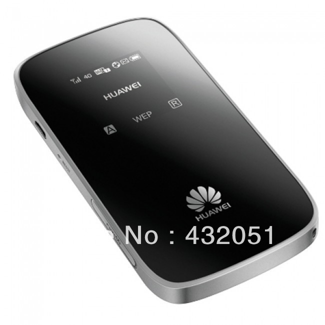 Huawei E589u-12 LTE Pocket WiFi Router