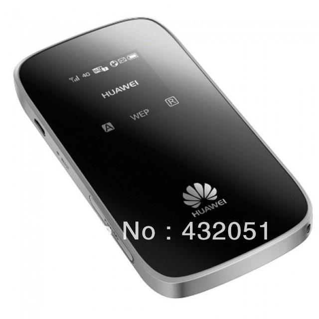 Huawei e589u-12 lte bolso wifi router