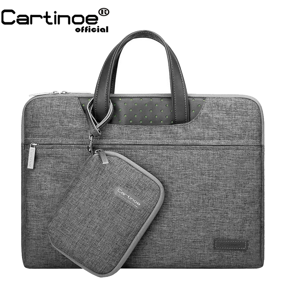 Business Briefcase 11,13.3,14 Inch Laptop Bag 15.6 For Macbook Air 13 Women Handbag Laptop Sleeve Bag For Macbook Pro 15 Case