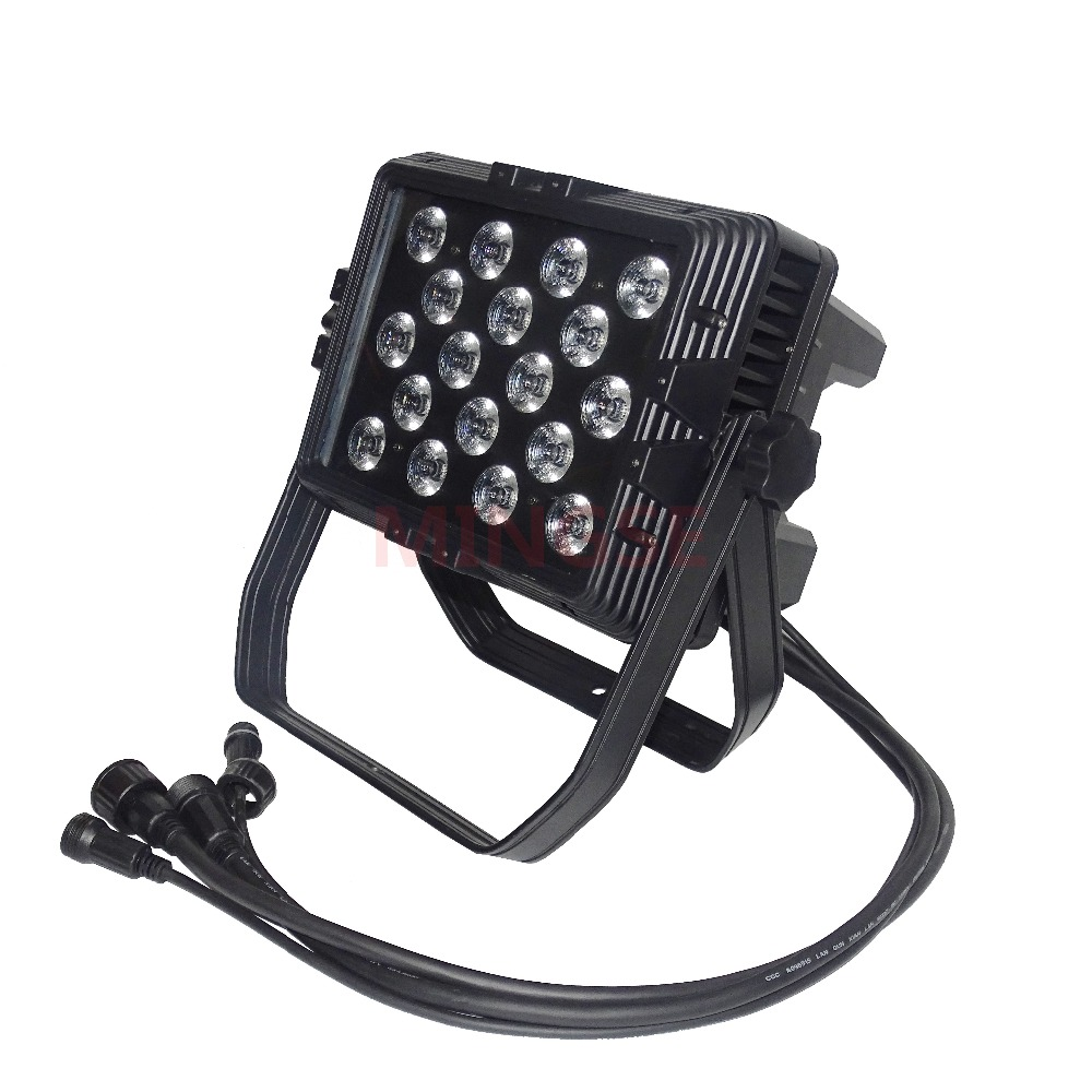 IP65 Waterproof Wall Washer 18x12w RGBW Outdoor Led Lights Led Stage Lighting Square Par LightIP65 Waterproof Wall Washer 18x12w RGBW Outdoor Led Lights Led Stage Lighting Square Par Light
