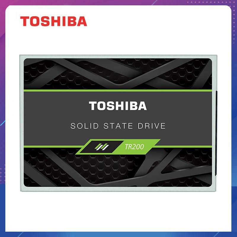 Disque ssd TOSHIBA OCZ TR200 240 GB 480 GB 64 couches FLASH 3D BiCS TLC 2.5