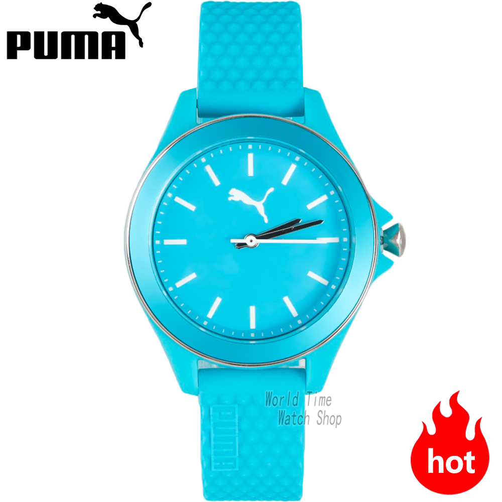PUMA WATCH Casual series of simple fashion quartz female watch PU104062004 PU104062002 PU104062003 puma watch unlimited series of quartz electronic movement male watch pu911261001 pu103461002 pu103461015 pu103931001 pu910541016