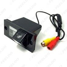 Feeldo ccd coche cámara de visión trasera de copia de seguridad para hyundai starex/h1/h-1/i800/h300/h100 # fd-4543