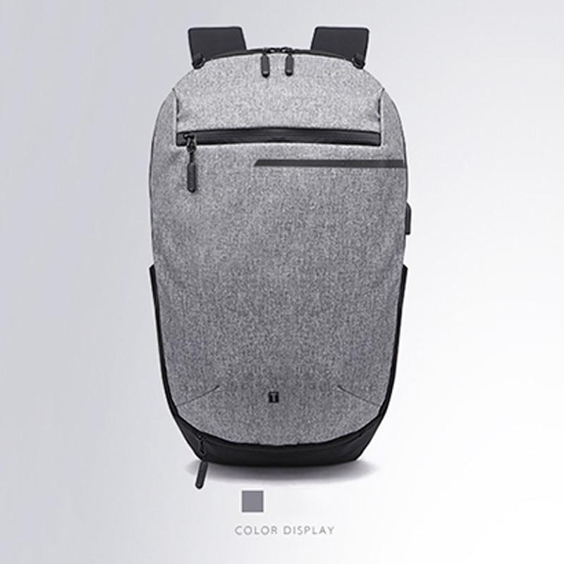a48c163eb4b2 ... унисекс Водонепроницаемый Тренажерный Зал Рюкзак Открытый Восхождение  ноутбук спорт многофункциональный сумка серый цвет сумки купить на  AliExpress