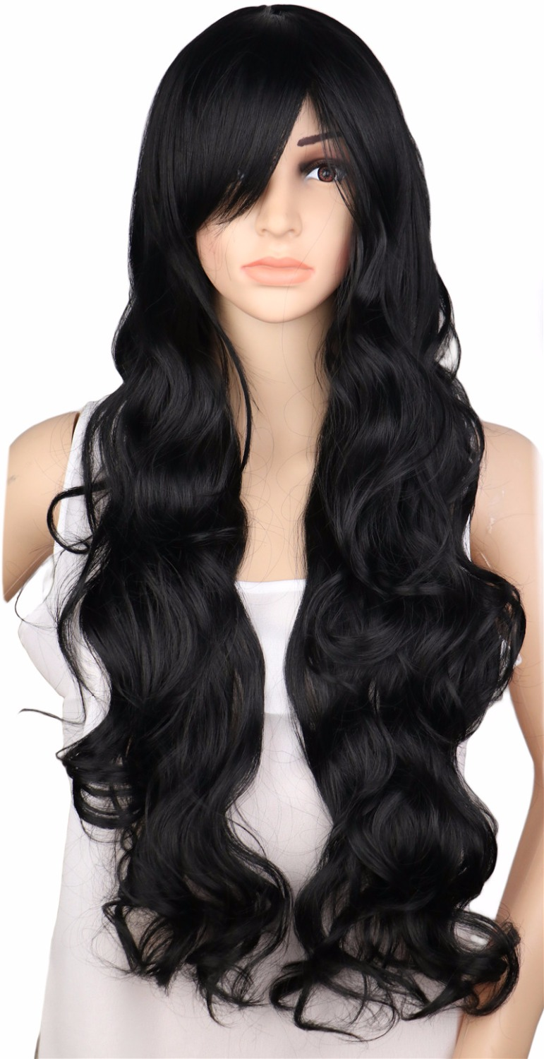 long big curly hairstyles promotion-shop for promotional long big