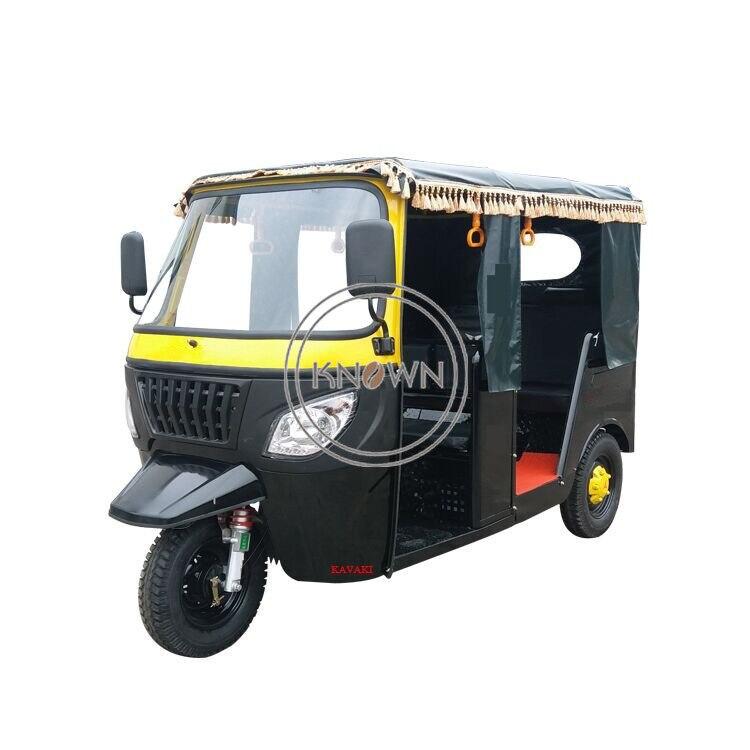2730*1280*1700mm Electric Tuks Tuk Cart For Passengers Cart For  Sale