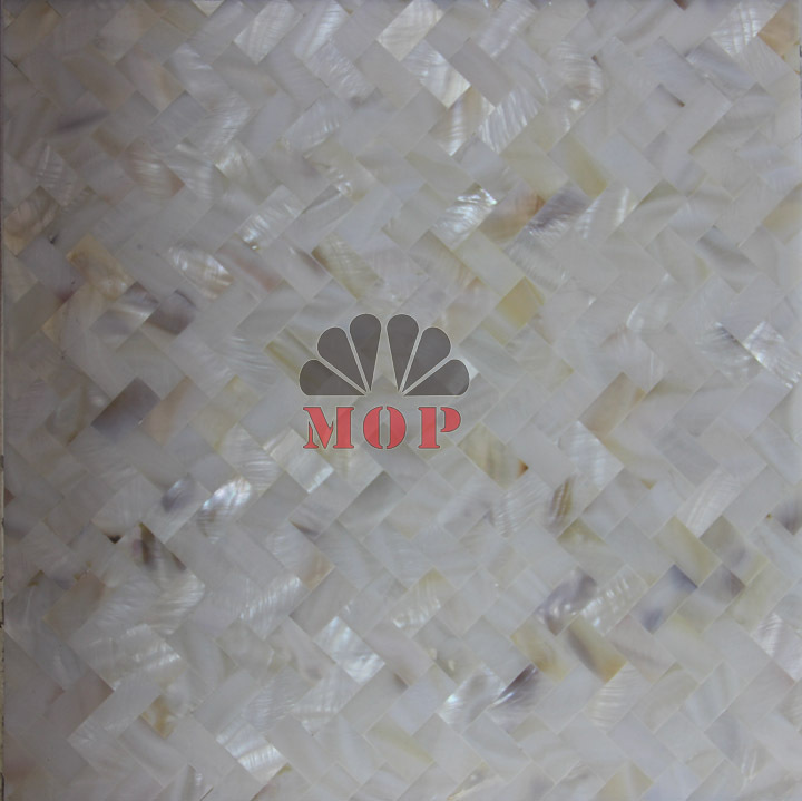 freshwater shell mosaic tiles seamless join natural white color home wall superb mosaics tile hot sale factory direct sale