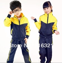 2014 Spring sports suit postage clothing set tracksuits clothes