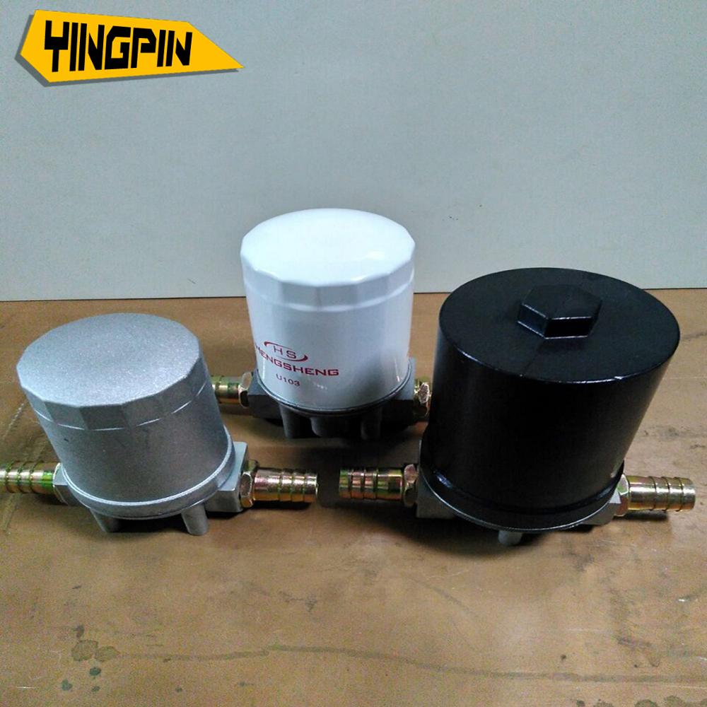 Buy Oil Filter Base And Get Free Shipping On 6 5l Fuel Housing