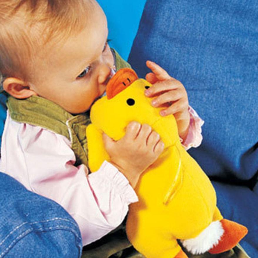 Yellow Duck and Green Turtle Baby Bottle Huggers Infant feeding bottle bag case Wonderful