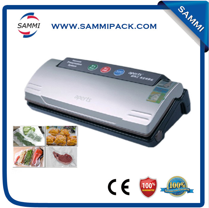 Vacuum food fruit vegetable sealer/home food packaging machines