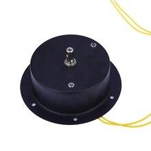 CLAITE AC110V/AC220V 1,5 об/мин/3rpm Стекло зеркало вращающееся шаровой двигатель отражение диско на Рождество свет