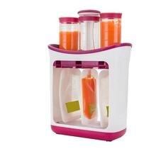 Детская фрукты затирания сжимая бытовой Кухня упаковочная машина Еда добавка машина Еда хранения машины