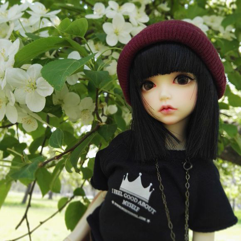 1/6 BJD Doll BJD  Fashion Cute Lonnies Resin Doll Girl Birthday Gift Free Shipping