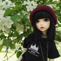 1/6 BJD Doll BJD / SD Fashion Cute Lonnies Resin Doll Girl Birthday Gift Free Shipping