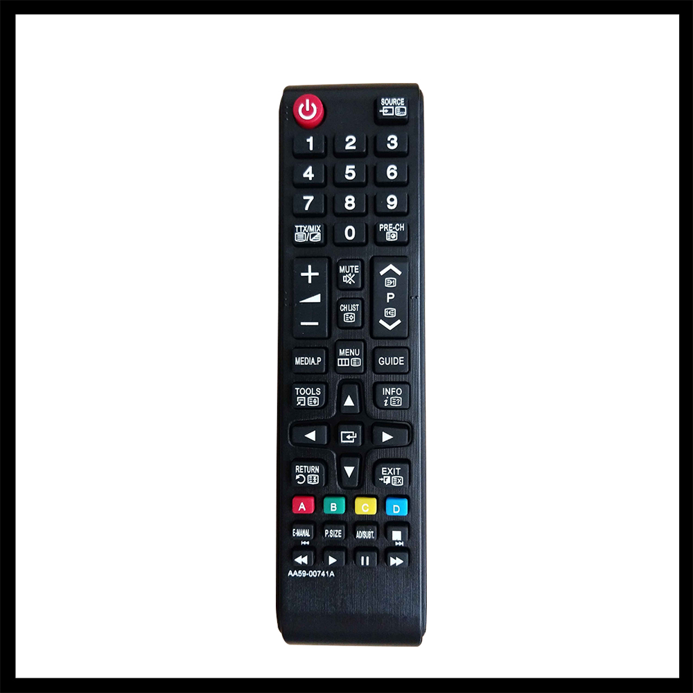 For Samsung TV Remote Control AA59-00741A Black Brand New