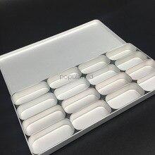 Dental Bur H K File Block Holder Sterilizer Case Disinfection Endo Box Big Size