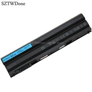SZTWDone 60WH T54FJ Laptop Battery for DELL E5420 E5430 E5520 E5530 E6420 E6430 E6520 E6530 3460 3560 M421R 4520 5720 M5Y0X