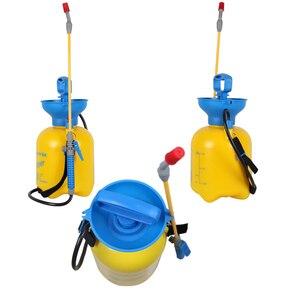 Image 4 - 3/5/8L Pressure Sprayer Compressed Air Spray Garden Sprayer Pump Hand Pressure Watering Spray Garden Irrigation Car Clean 2018