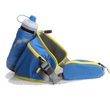 Sports Waist Bag For Cycling Camping Runing Hiking Outdoor Package With Pack For Water Bottle And