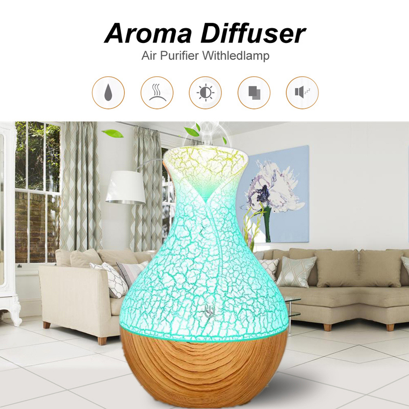Aromatherapy Diffuser Ultrasonic Humidifier Led Light Air Purifier oil diffuserAromatherapy Diffuser Ultrasonic Humidifier Led Light Air Purifier oil diffuser