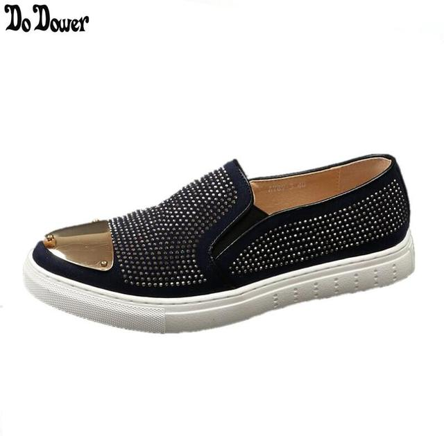 2019 Men Glitter Shoes New Mens Fashion Casual Flats Men s Designer Dress  Shoes Sequined Loafers Men s Platform Driving Shoes 99d5aca714ae