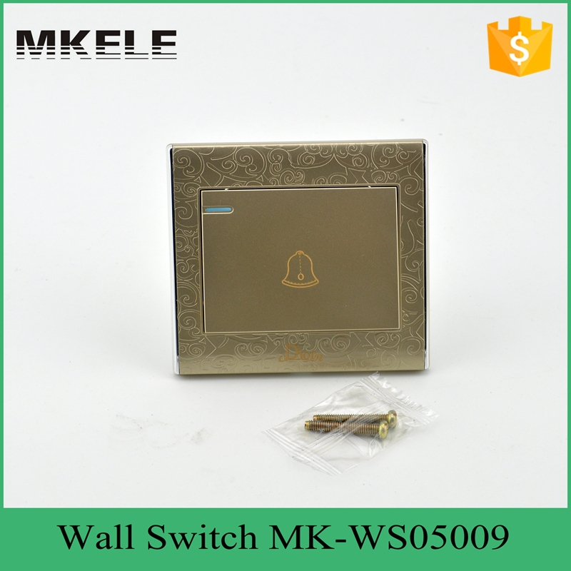 Decorative Electric Bell Push