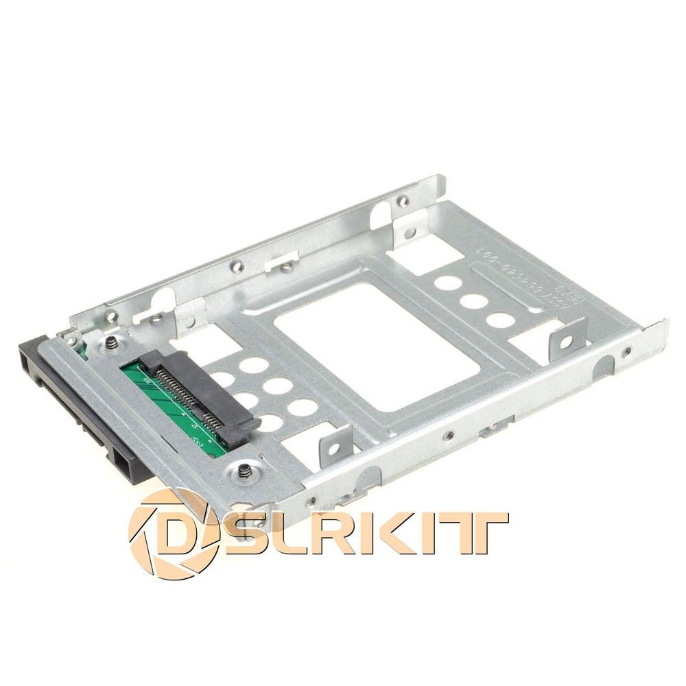 2.5 SSD SAS à 3.5 SATA Disque Dur HDD Adaptateur CADDY PLATEAU Hot Swap Plug