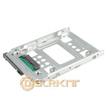 "2.5"" SSD SAS to 3.5"" SATA Hard Disk Drive HDD Adapter CADDY TRAY Hot Swap Plug(China)"