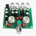 Chegada nova AC12V/1A 2.0 6J1 Pré Amplificador Placa Amplificador de Auscultadores Tampão DIY