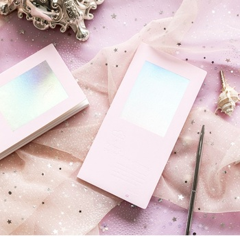 The Pink Weekly Plan Book 9.1*18.5cm DIY Undated Monthly Weekly Agenda 88 Sheets 2020 Lady Gift good night sweet dream theme slim week planner 10 8 21 4cm undated diy yearly monthly weekly plan scheduler book 88 sheets