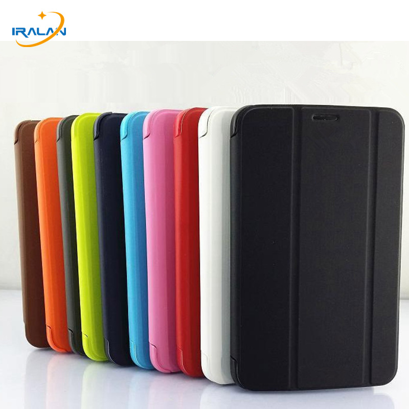 2018 new High Quality Business Smart Leather Cover Case For Samsung Galaxy Tab 3 8.0 T310 T311 T315 + Stylus + Screen Film