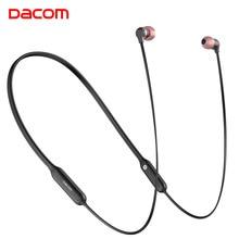 Dacom L06 HD Sound Neckband Magnetic Bloototh Bluetooth Earphone Wireless Headphones