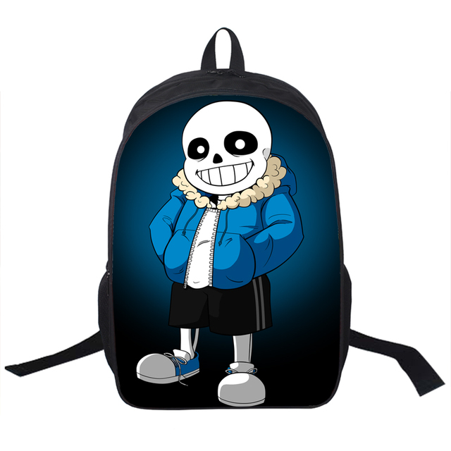 53c06fd1b9e8 Undertale Printing Backpack Boys Girls School Bags Young Men Women Daily Backpack  Children Bookbag Shoulder Backpacks