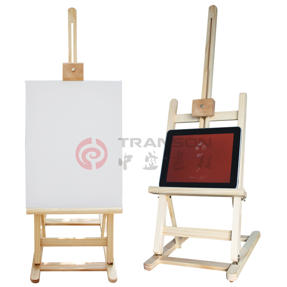 Adjustable wooden Artist Easel,oil painting easel,For Oil painting,Sketch easel.Convinent carry. kitmmm559unv55400 value kit post it easel pads self stick easel pads mmm559 and universal economy woodcase pencil unv55400