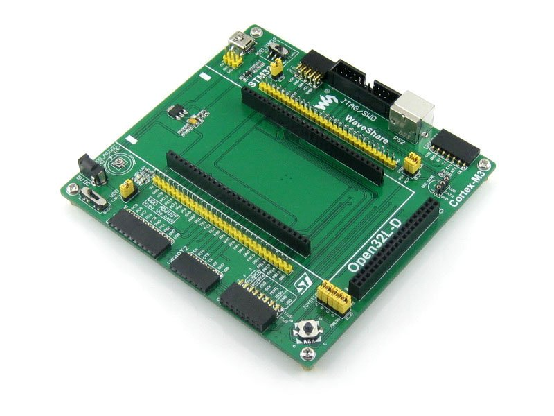 Modules STM32 Development Board ARM Cortex-M3 STM32L152RBT6 with STM32L-DISCOVERY STM32 Development Kit=Open32L-D Standard stm32l100c disco 32l100cdiscovery stm32l100rct6 stm32 32 bit cortex m3 discovery kit development board with on board st link v2