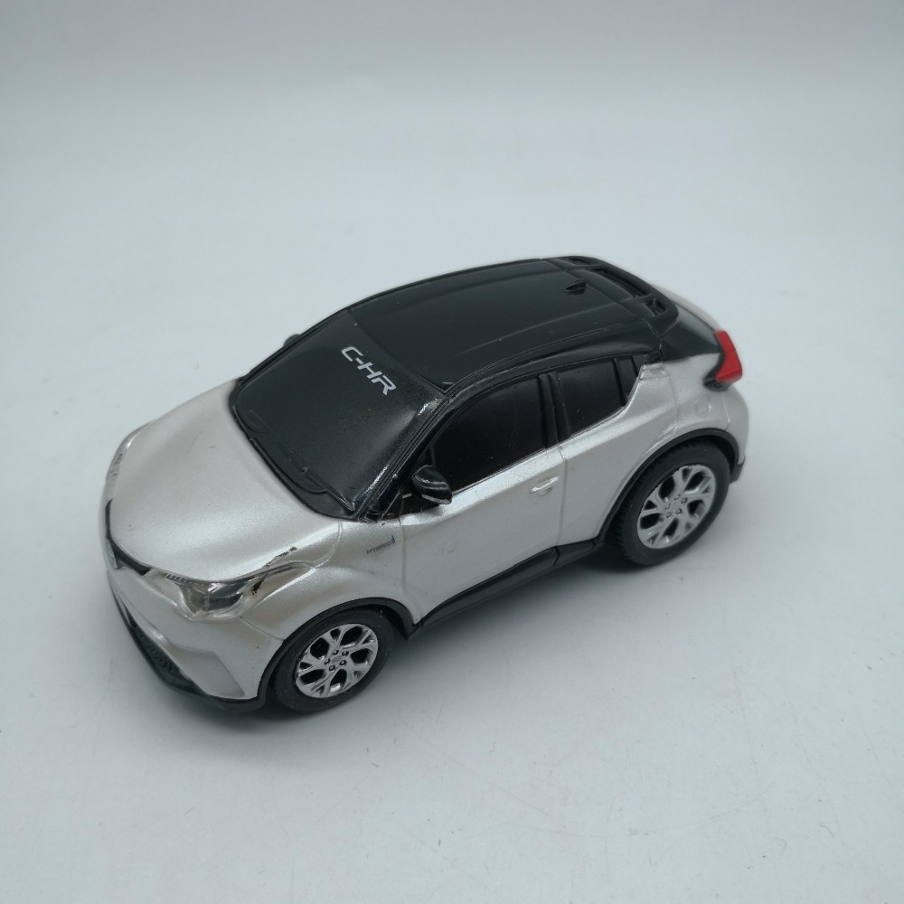 1 43 Plastic Toy Car for Toyota C HR 2017 SUV Pull