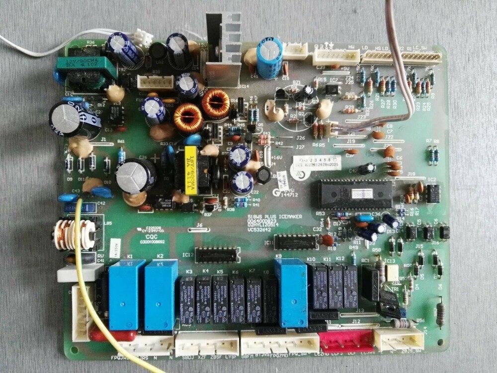 BCD-518WSZBJ 0064000823 Refrigerator Board Tested bcd 518wszbj 0064000823 refrigerator board tested