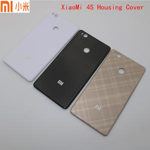 f314a40aa3dc Cover For Xiaomi 4S Black Gold White Housing Case With Replacement parts