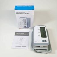 Arm Blood Pressure Monitor Integral Blood Pressure Cuff Meter Medical Oximetro Hearth Equipmet Bloeddrukmeter Sphygmomanometer