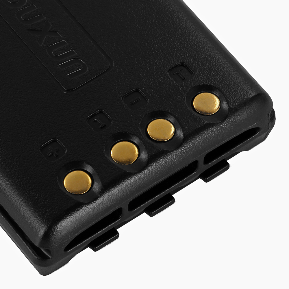 Image 4 - Original Wouxun KG UVD1P Li ion battery 1700mAh for Wouxun KG UV6D KG UVD1P KG 833 KG 679P KG 669P two way radio Accessory-in Walkie Talkie from Cellphones & Telecommunications