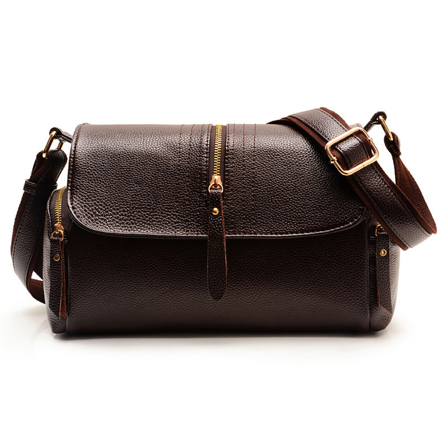 84107fa0e Fashion Women Shoulder Bag Leather Women Handbag Tote Bag Ladies Travel Bag  Vintage Crossbody Women Messenger Bag Bolsa Feminin