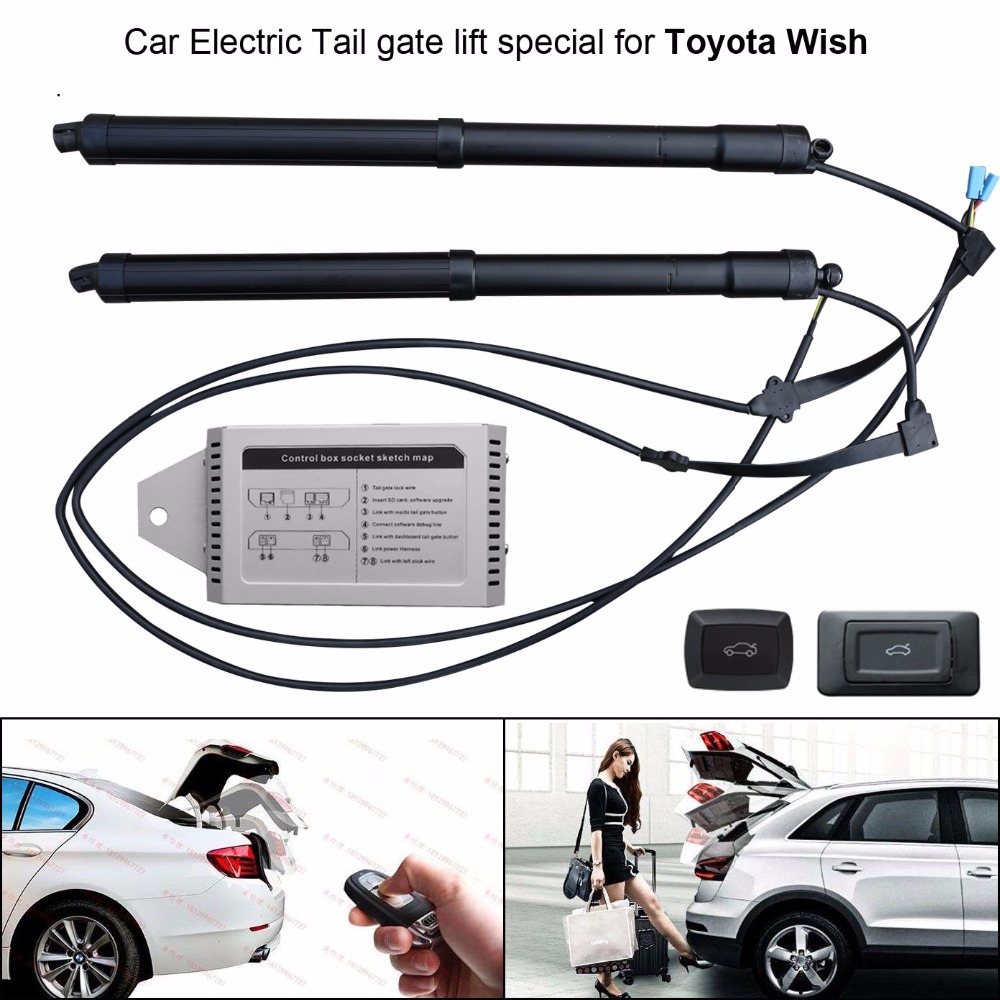 Auto  Car Electric Tail Gate Lift Special For Toyota Wish
