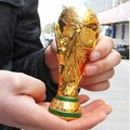 2014 small  size 13 cm brazil  world trophy cup   2014 Brazil World Cup Trophy  best soccer fan gift